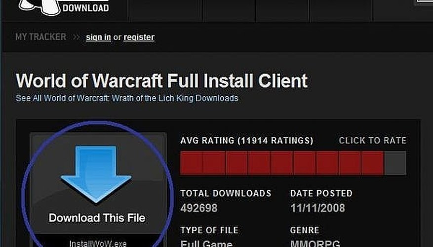 How to play World of Warcraft for free, without paying