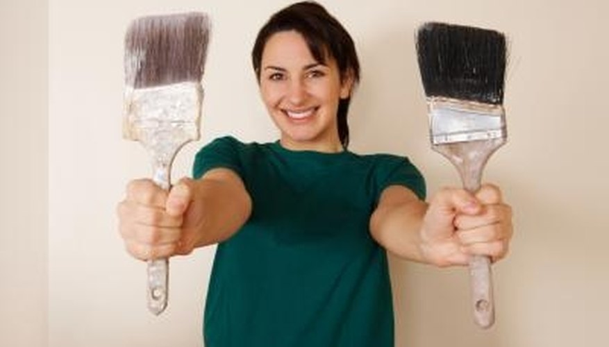 You can paint appliances with porcelain touch-up paint.