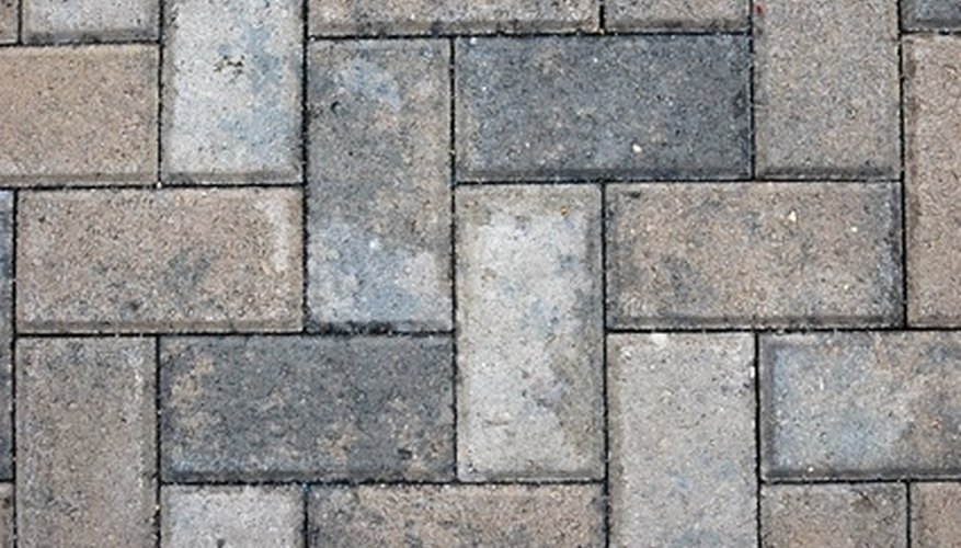How you cut your patio blocks depends on the type and number of cuts.
