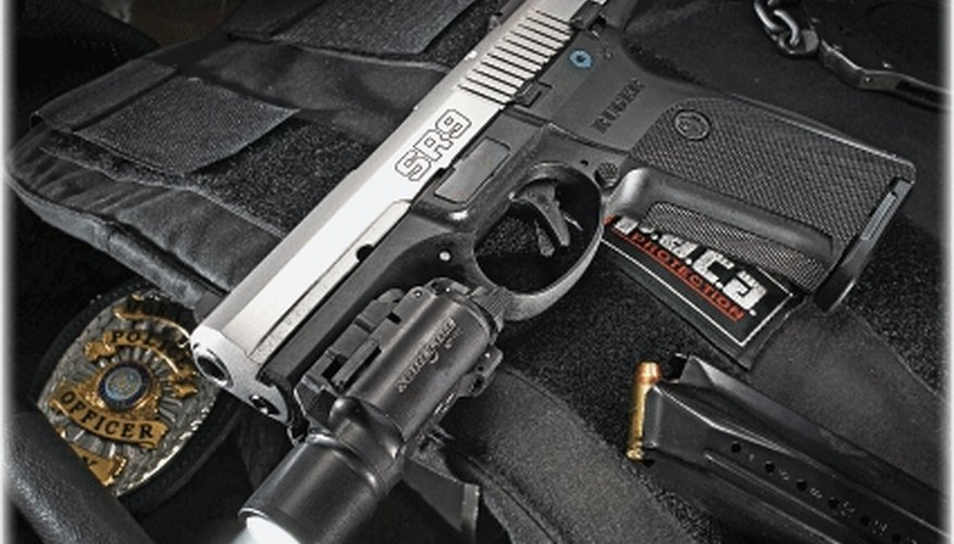 How to Field Strip & Disassemble a Ruger SR9