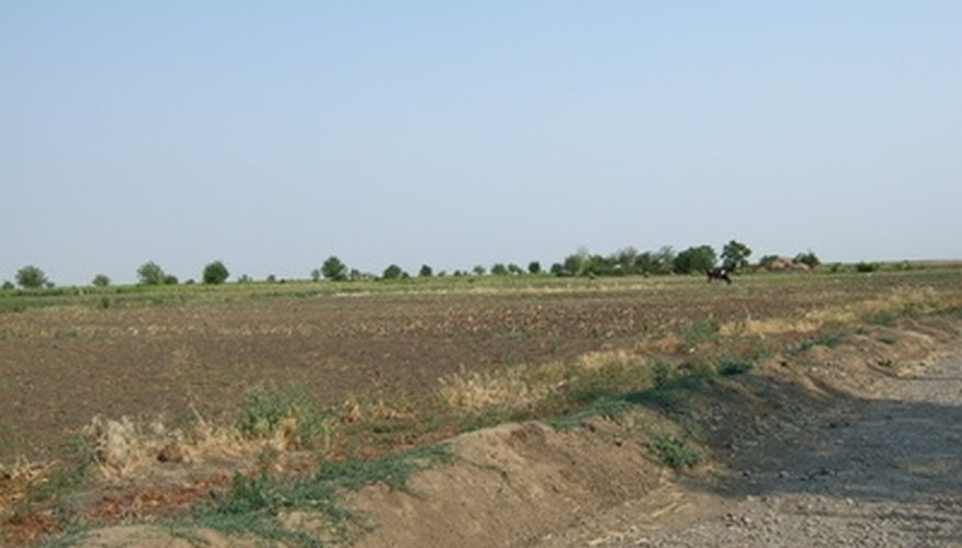 Choose vacant land that is suitable for the house.