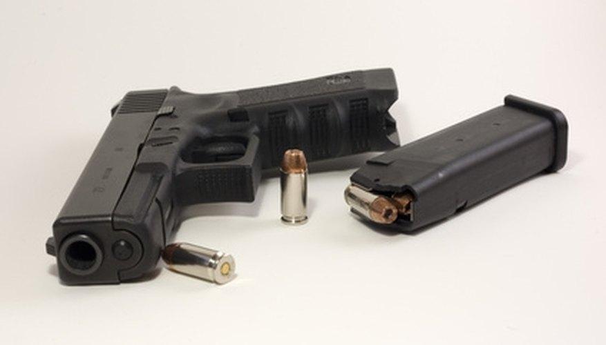 How to Repair a Gun Magazine