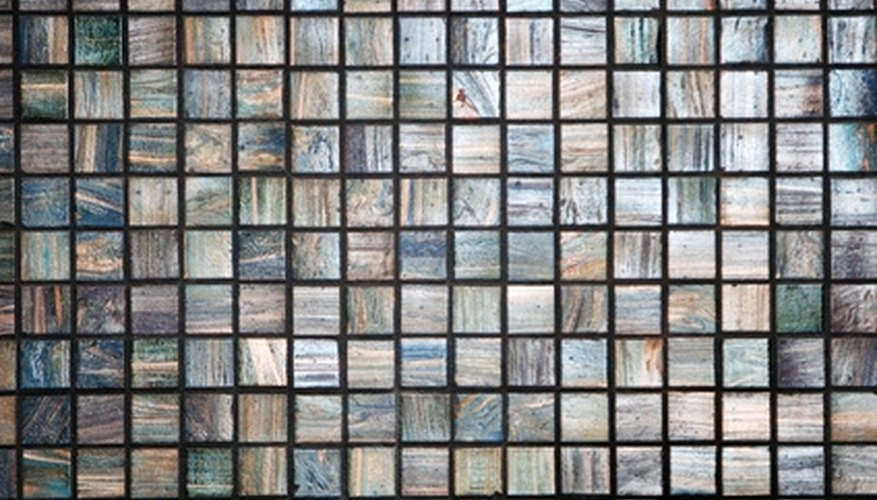 Mosaic tiles come in many beautiful styles and patterns.