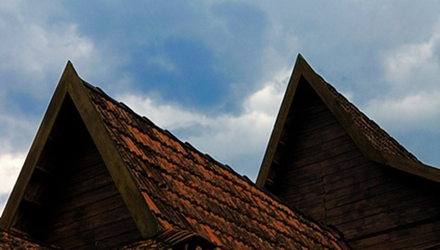 Roof leakage is caused by a variety of factors.