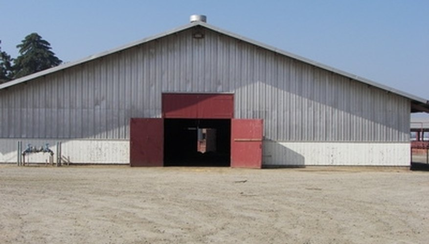 How to build a pole barn for rv storage homesteady for Pole barn for rv storage