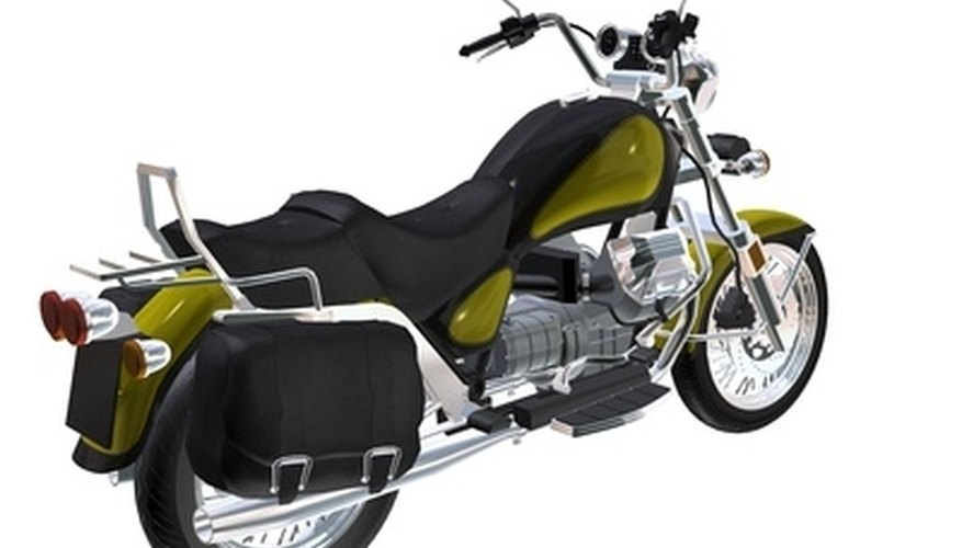 How to Charge a 6-Volt Motorcycle Battery