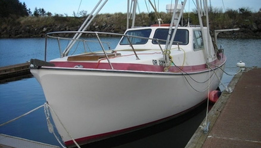 How To Remove Water Line Stains On Boats Homesteady