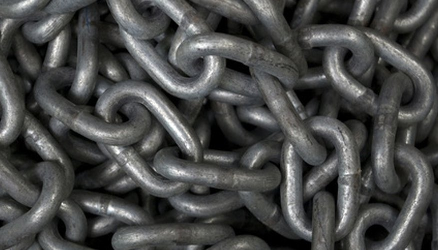 Use a sturdy chain with your come-along to stretch your field fence tightly.