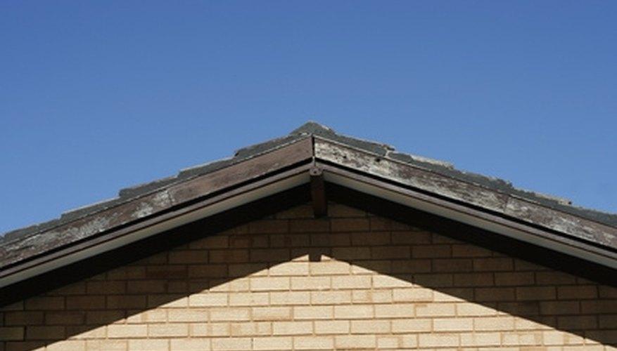Shingling a roof peak is simple