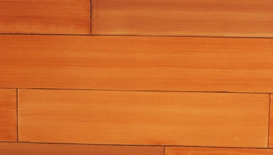 Removing mastic from hardwood floors must be done carefully.