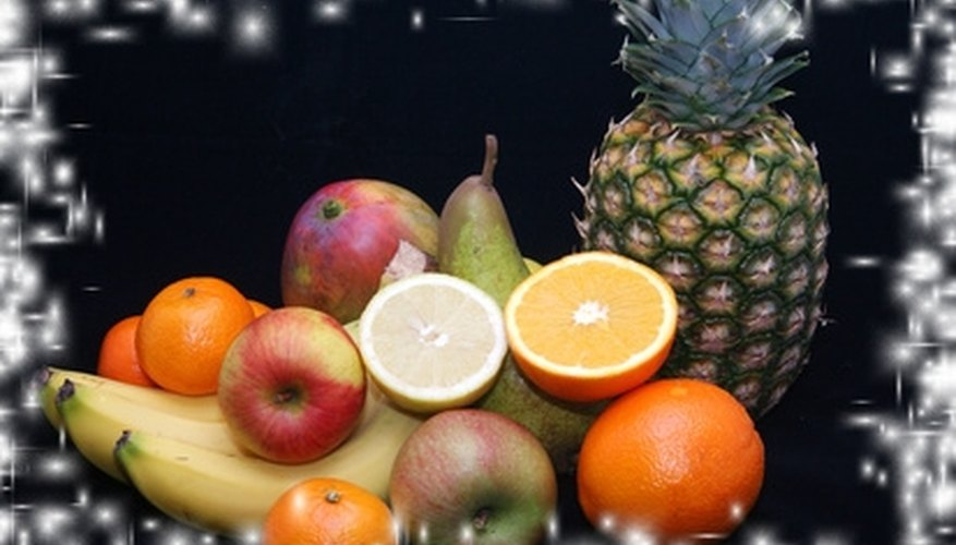 Citrus, tropical fruit and tree fruit dehydrate well.