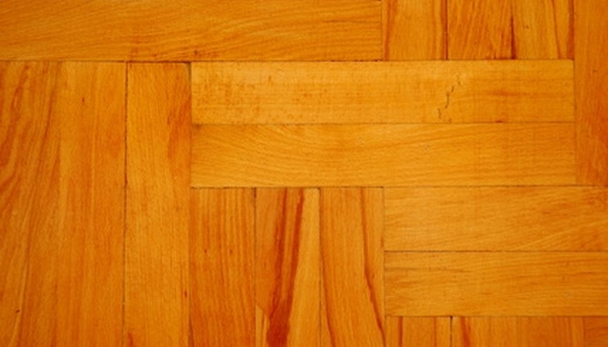 Hardwood floors can add warmth to a home when installed properly.