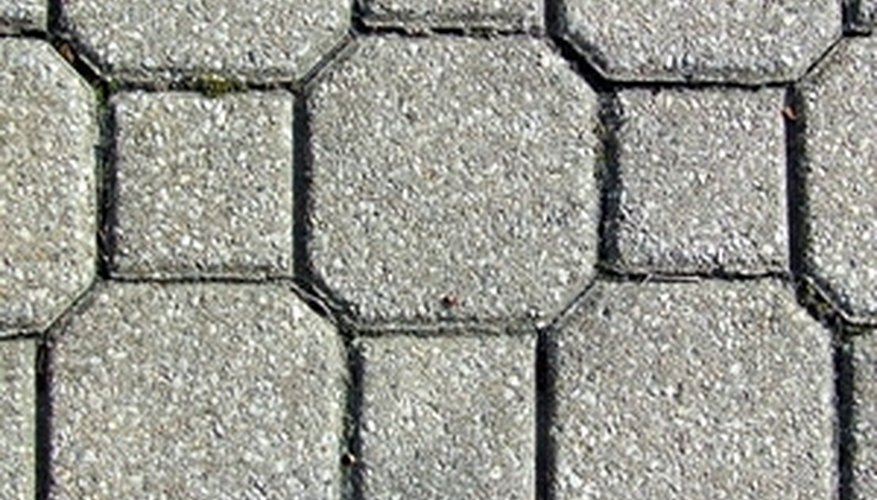 Use paving stones to create a unique style and pattern.