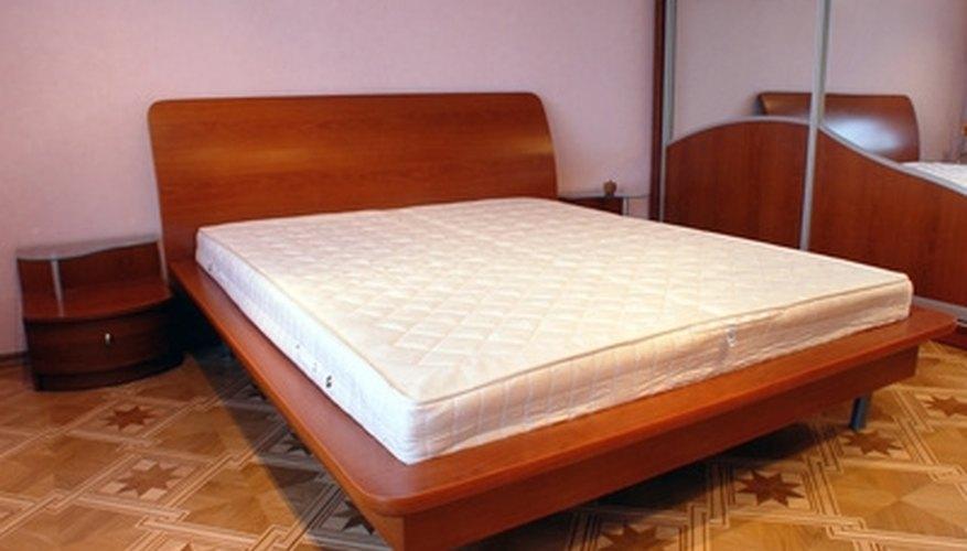 Memory foam mattress pads make traditional spring mattresses more comfortable.