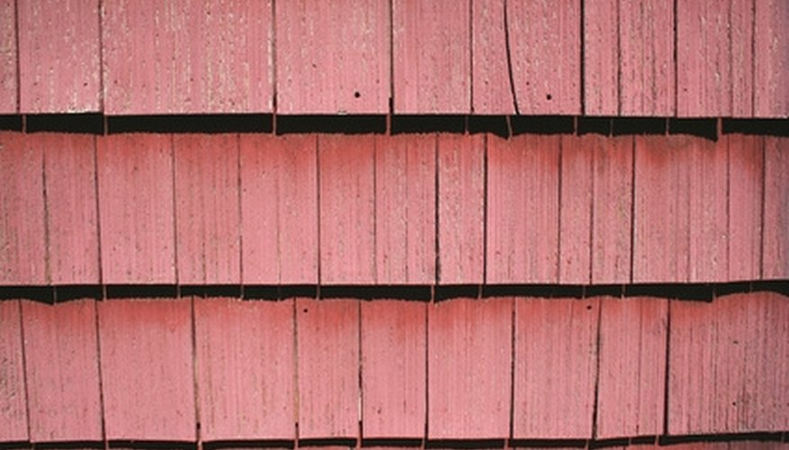 Asbestos siding should be carefully repaired to avoid health hazards.
