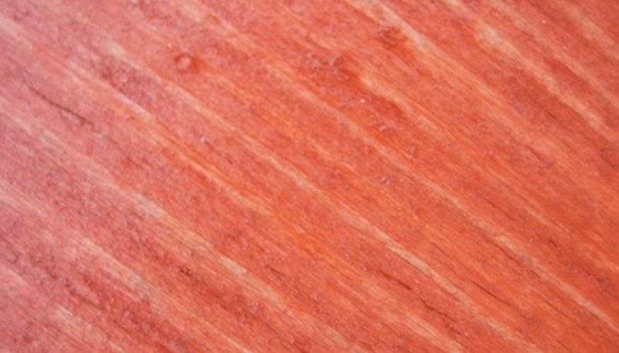 Bleach will remove pesky wood stains and get your furniture looking new again.