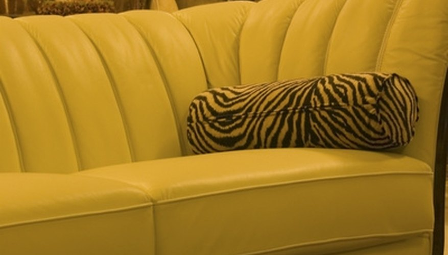 Perfect Hollywood Regency Style Couch