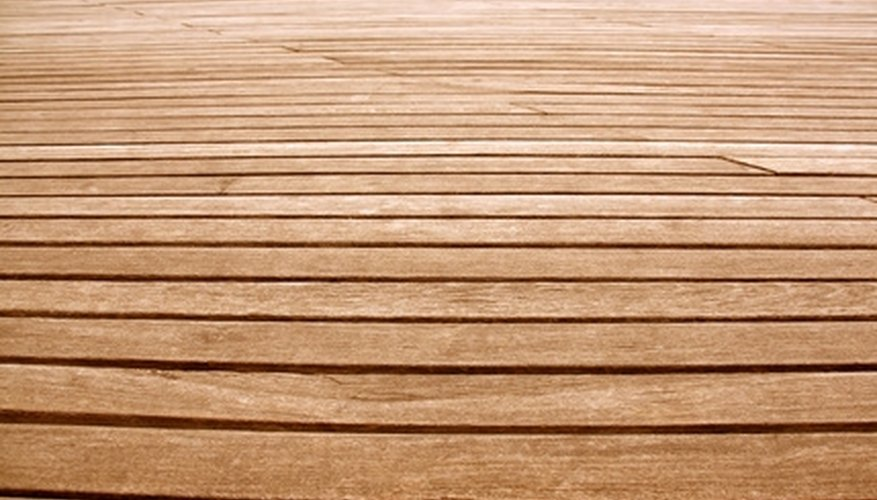 New hardwood flooring should be allowed to acclimate to the atmosphere.