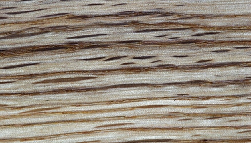 Hardwood flooring is available in a variety of woods, textures and colors.