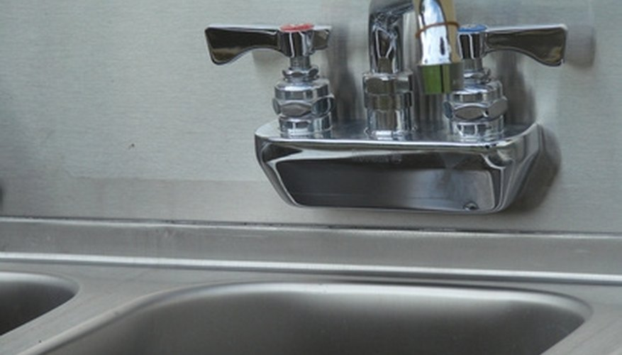 You can clean your silver-plated items in the kitchen sink.