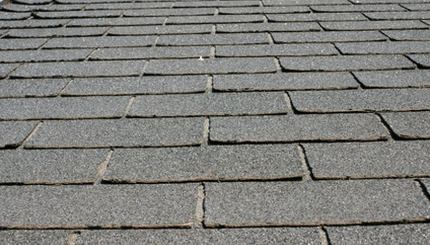 You can attach new shingles to one layer of old shingles.