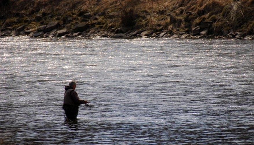 Fishing Guide for Washougal, Washington
