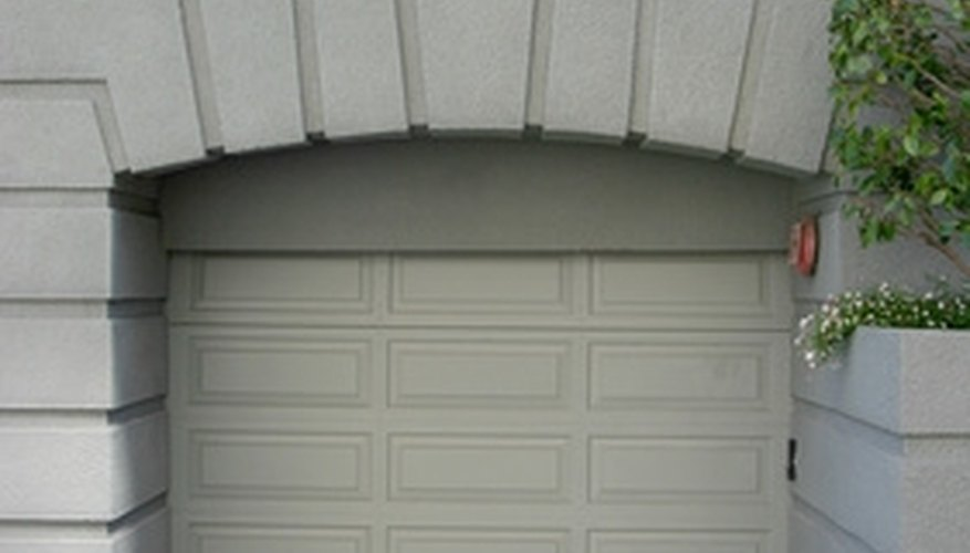 A raised floor can help change a garage into a livable space.