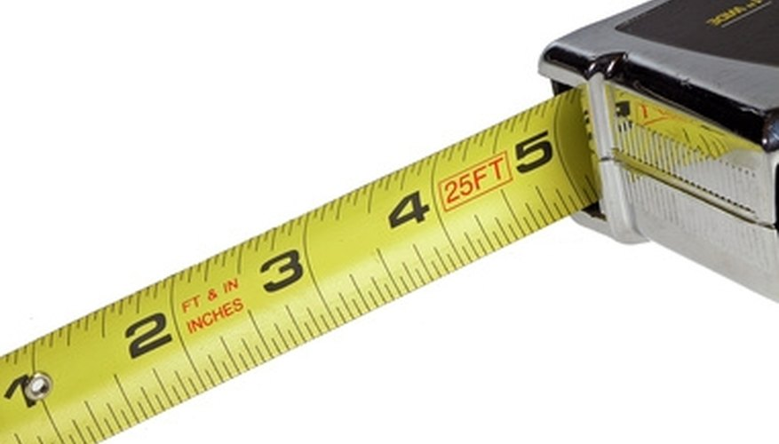 Care needs to be taken when loading a new blade in a Stanley tape measure.