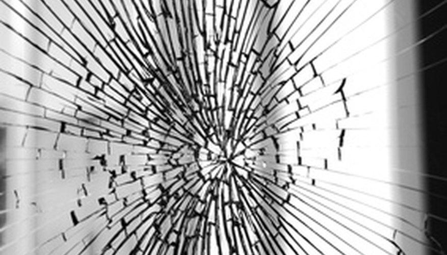 Broken glass is one reason a sliding patio door may need repairs.