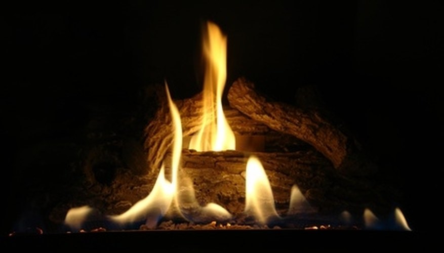 Fireplaces provide great family time.