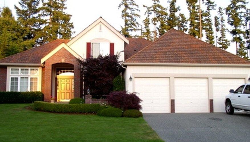 clopay garage doorsHow to Install a Clopay Garage Door Opener Bracket  HomeSteady