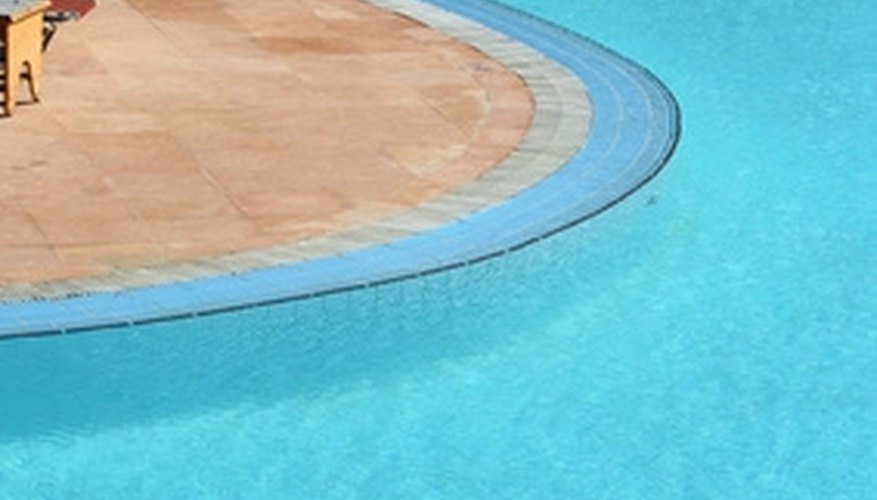Spruce up you poolside deck.
