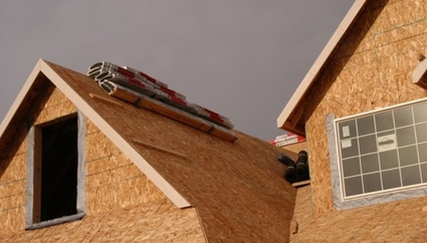Codes regulate residential roofing.