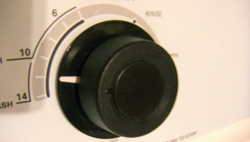 A clothes dryer knob is not generally the cause of a squeaky dryer.