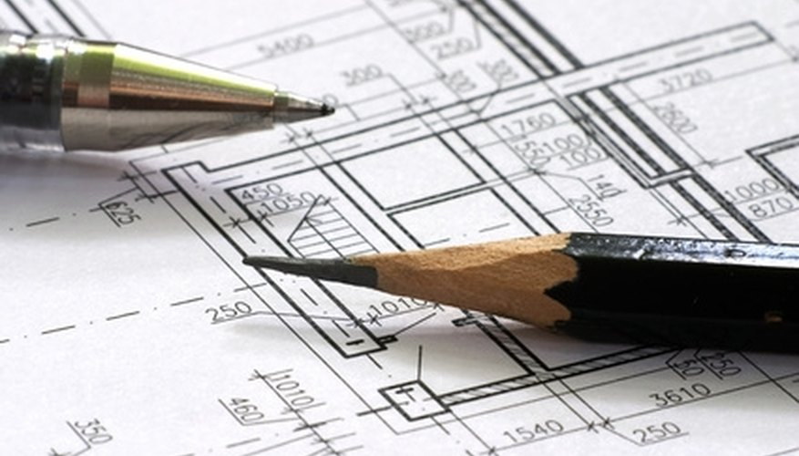 Drawing blueprints for that dream house design can save money up front.