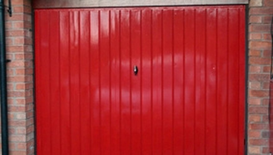 There are several types of wood best suited for garage doors.