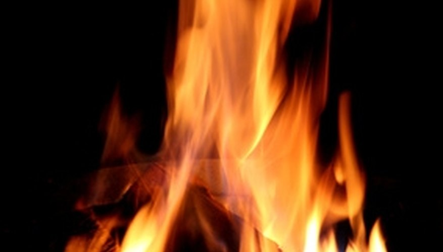 Adding the correct amount of wood to your firebox will help maintain heat in your smoker.