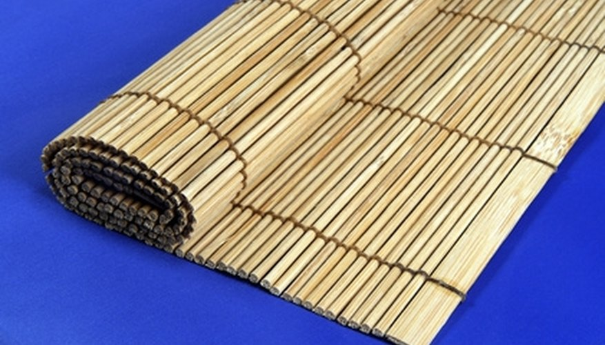 Cleaning bamboo products requires little more than a soft cloth and some water.