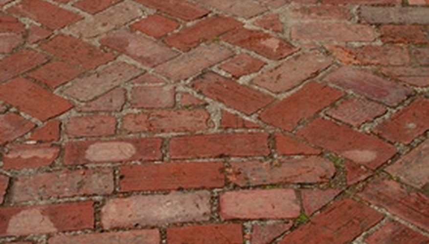 Brick pavers and stamped concrete can put the finishing touches on your landscape design.