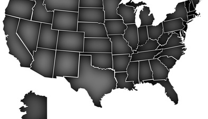Only seven U.S. states have no income tax whatsoever.
