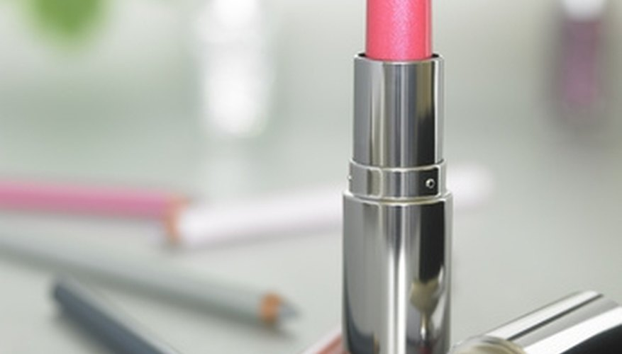 Lipstick stains are messy but can be successfully removed.