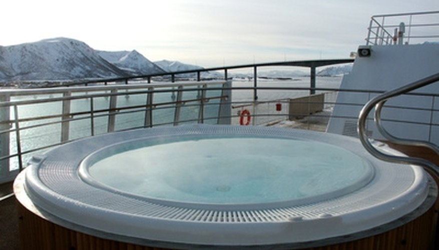 Maintain your jacuzzi tub regularly.