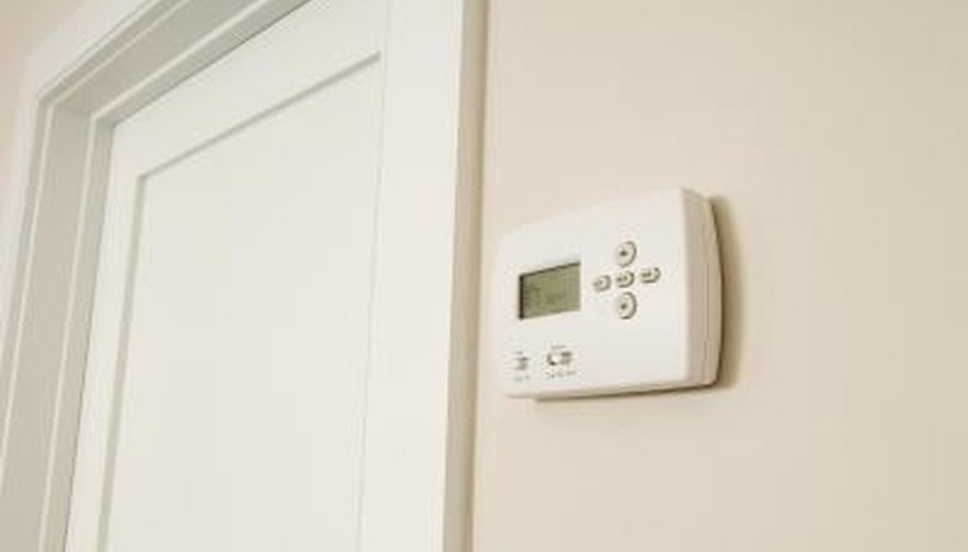 Install a new thermostat in minutes.