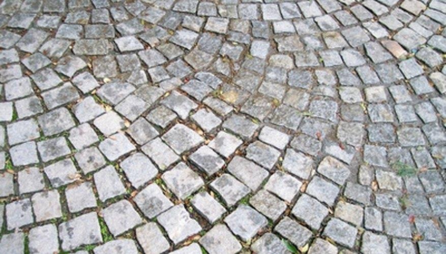 Tile floors require scheduled maintenance.