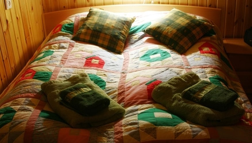 Bed and carpet bugs prefer to live in fabric.