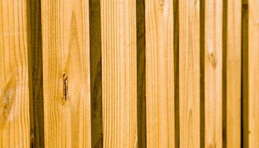 Cedar lumber is divided based on quality.