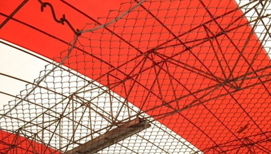 Shade sails have many applications.
