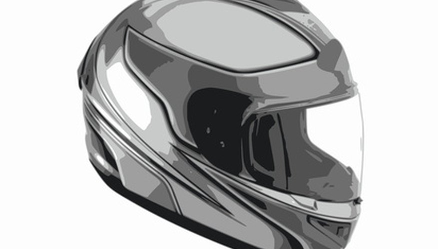 How to Change a Helmet Visor