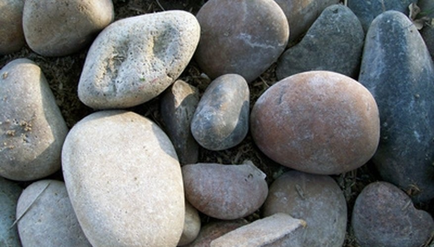 Rocks can be a part of your landscape.