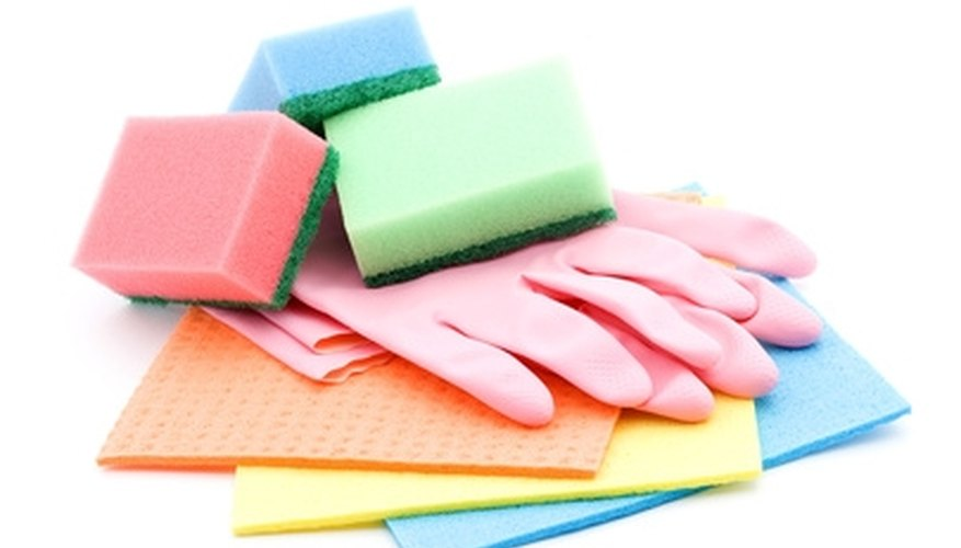 Deep housecleaning every few months keeps your home sparkling clean.